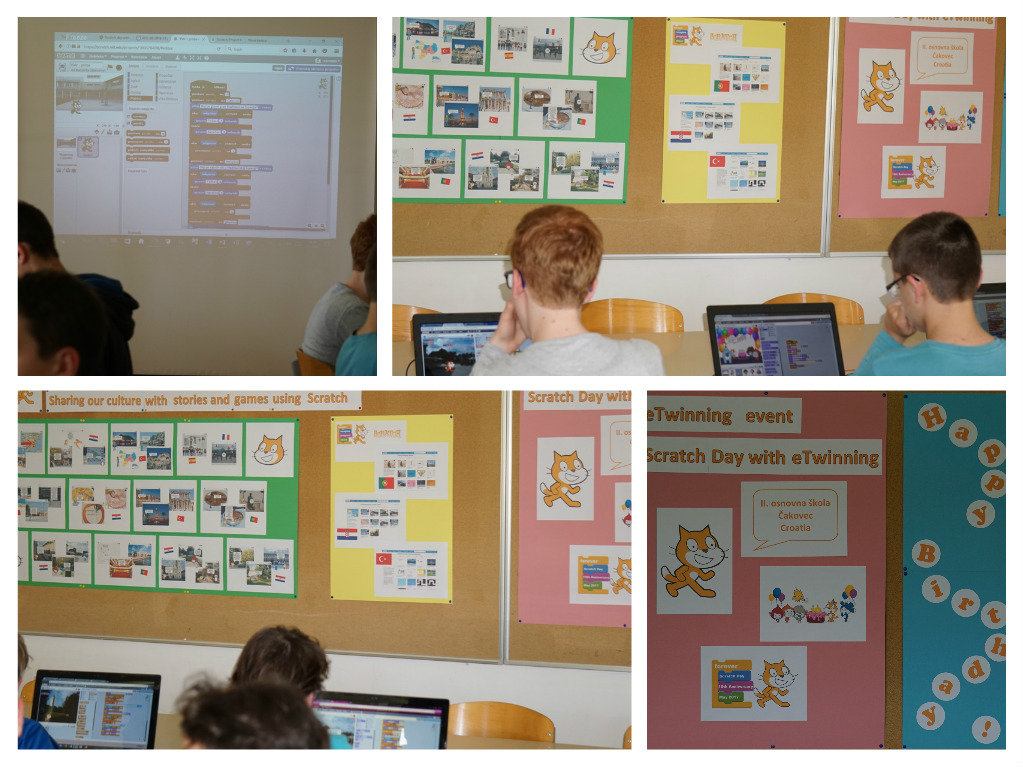 Scratch Day with eTwinning