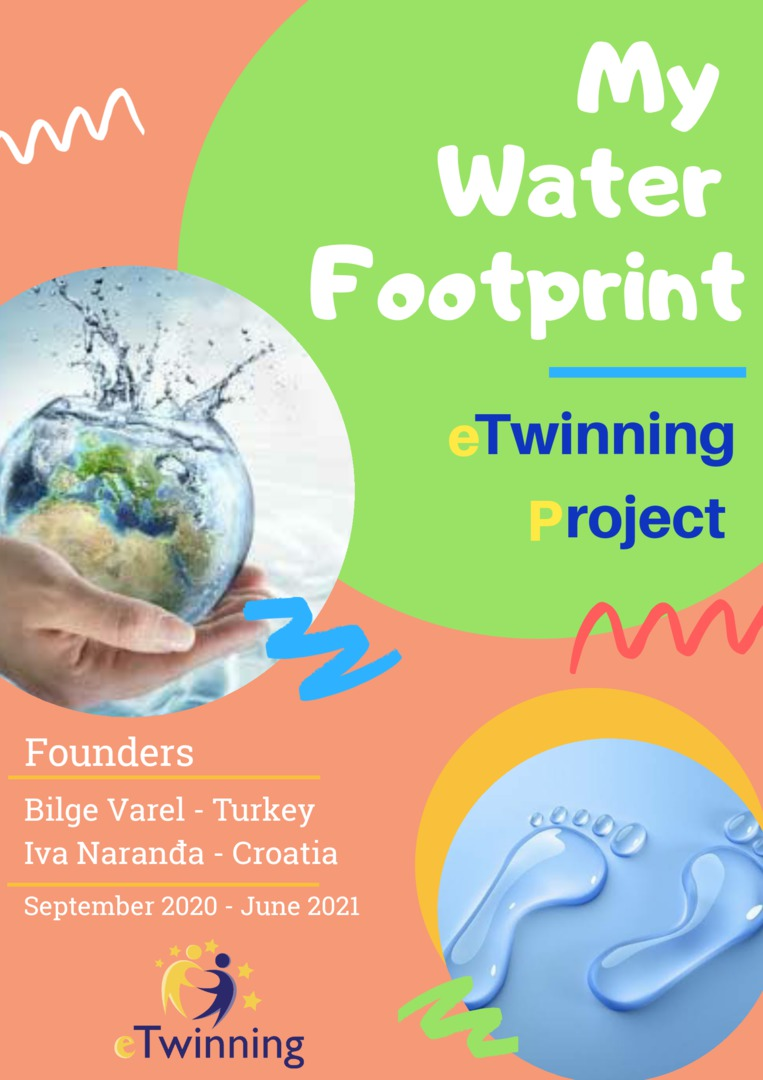 eTwinning project My Water Footprint